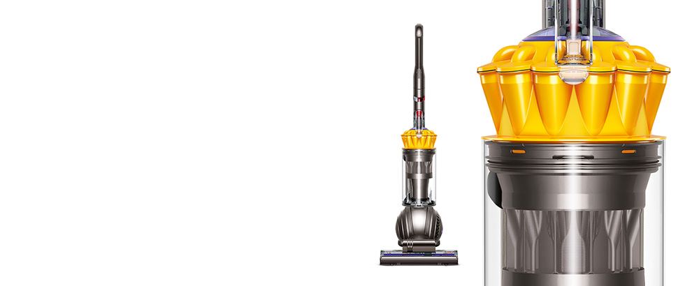 the dyson dc66 full-size upright vacuum cleaner | official site